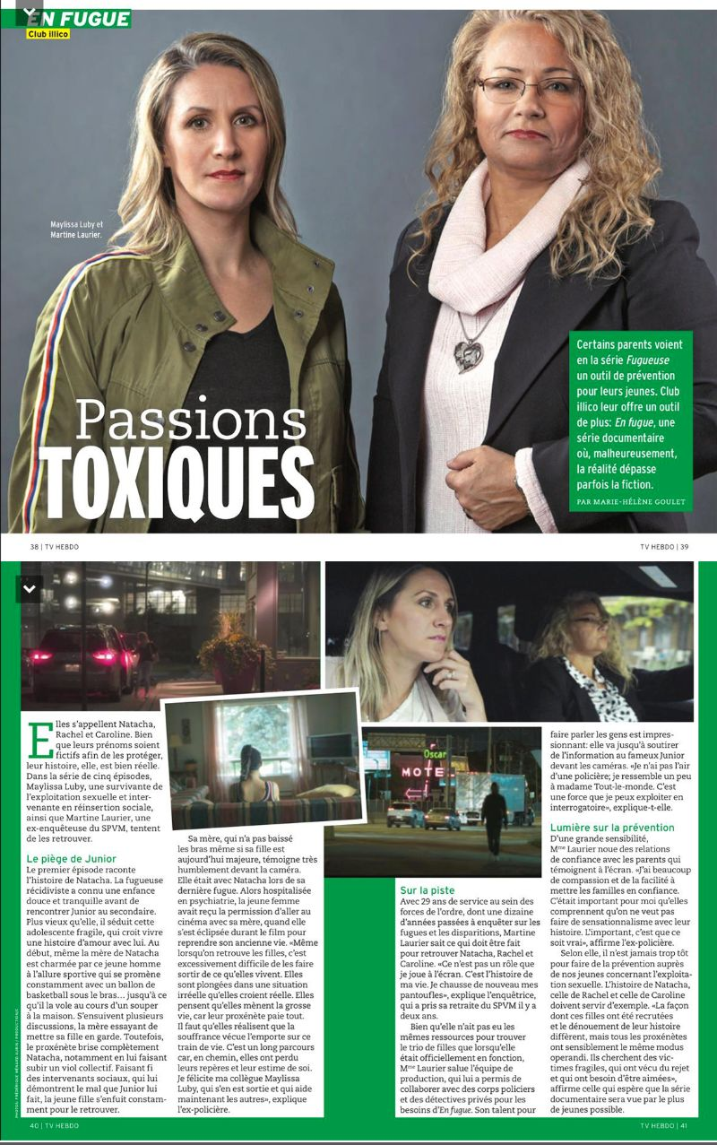 Passions Toxiques